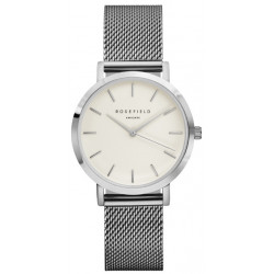 The Tribeca White Silver