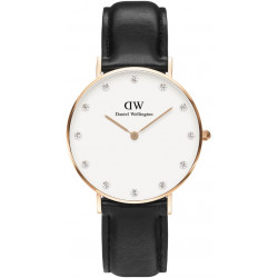 Classy Sheffield Rose Gold 34mm Femme