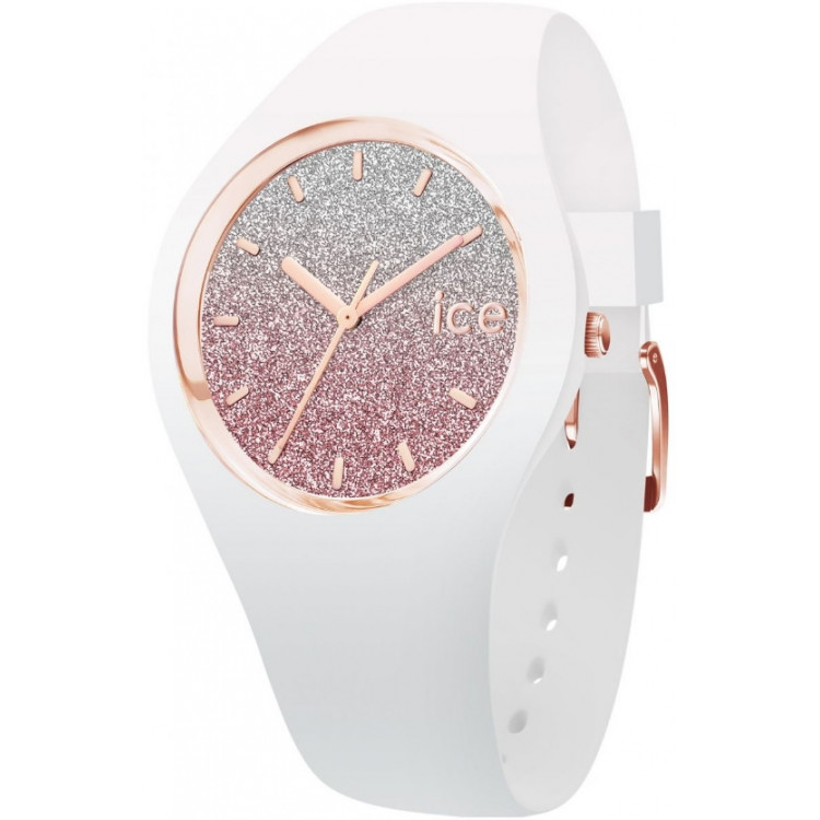 Ice Lo White Pink Small Femme