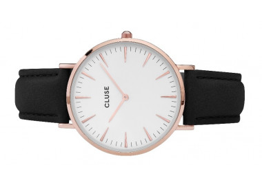 La Bohème Rose Gold White/Black