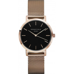 The Tribeca Black Rose Gold