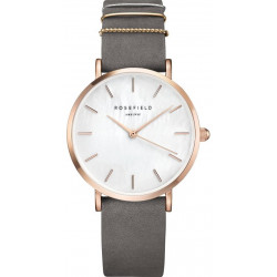 The West Village Elephant Grey Rose Gold
