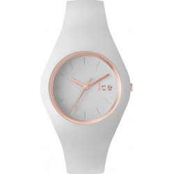 Ice Glam White Rose Gold Femme