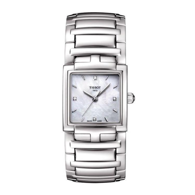 Tissot T-Evocation Diamants Montre Femme (T0513101111600)