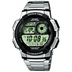 Collection Chrono Acier Homme