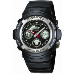 CASIO Montre Homme AW-590-1AER G-SHOCK Classic