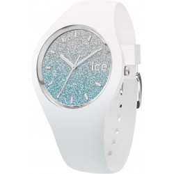ICE WATCH Femme Ice Lo White Blue 013425