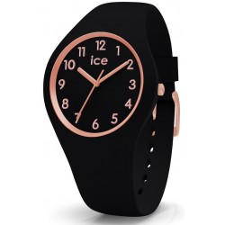 ICE-WATCH Femme Ice Glam Black Rose Gold 014760