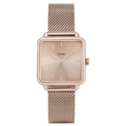 La Tétragone Mesh Full Rose Gold