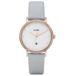 Le Couronnement Rose Gold White/Soft Grey