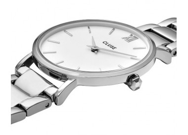 Minuit 3-Link Silver White/Silver CW0101203026