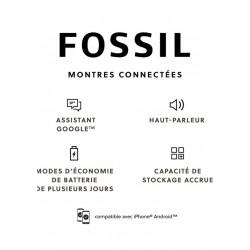 FOSSIL Julianna HR Connectée GEN5 FTW6035