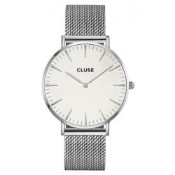 CLUSE La Bohème Mesh, Silver, White/Silver CW0101201002