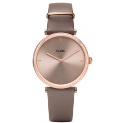 CLUSE Femme Triomphe Leather Rose Gold Soft Taupe/Soft Taupe CW0101208010