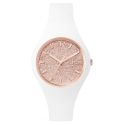ICE-WATCH Ice Glitter White/Rose Gold 001343