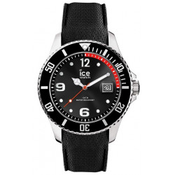ICE-WATCH Homme Ice Steel Black 015773