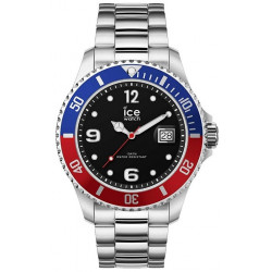 ICE-WATCH Homme Ice Steel United Silver 016545