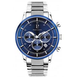 PIERRE LANNIER Montre Homme 245F161 Acier Bleu Chrono