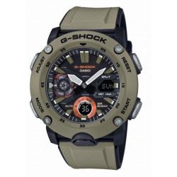 CASIO Montre Homme GA-2000-5AER G-SHOCK Classic Beige