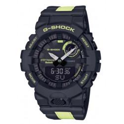 CASIO Montre Homme GBA-800LU-1A1ER G-Shock Connectée Noir