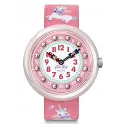 FLIK FLAK Montre Fille FBNP121 Magical Dream Rose