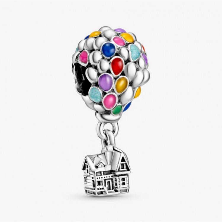 PANDORA Charm Disney Pixar Là-Haut Maison & Ballons 798962C01