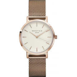 The Tribeca White Rose Gold